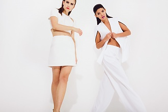 Współczesna panna młoda- Niesamowita, minimalistyczna modaślubna