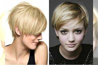 Krótkie fryzury - modne, kobiece i z pazurem