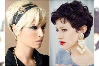 Krótkie fryzury kobiece i śliczne jak nigdy dotąd!