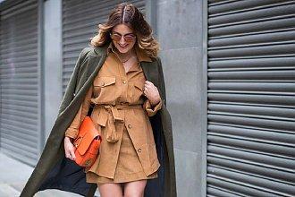 Najlepsze stylizacje street style z London Fashion Week 2015