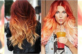 Włosy ombre w nowoczesnym wydaniu. Odświeżamy stary trend!