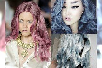 Fryzurowe inspiracje na miesiąc listopad: Metaliczne koloryzacje włosów. Zobacz TOP propozycje, które Cię uwiodą