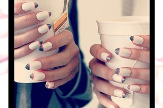 Inspirujące manicure na wiosnę 2015 prosto z wybiegów Fashion Week