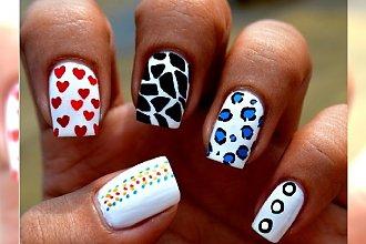 Nietuzinkowe pomysły na super modny manicure! Sprawdź to!