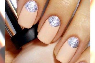Half moon manicure: księżycowe paznokcie to styl i szyk, jaki uwielbiacie!