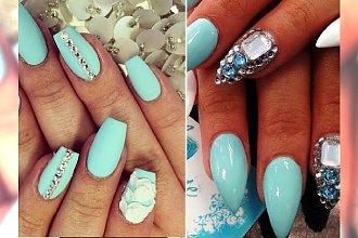 Miętowy mani powraca: piękne, świeże paznokcie na lato!
