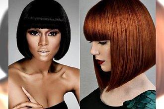 Idealne ułożone, gładkie fryzury damskie - eleganckie propozycje dla perfekcjonistek!