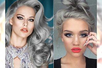 """HIT: """"Granny hair"""" - dziewczyny oszalały na punkcie tego trendu!"""