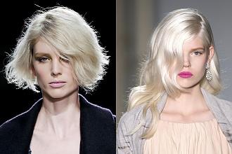 40 Najmodniejszych fryzur prosto z wybiegów Fashion Week'a