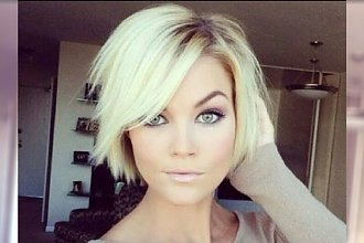 Długość włosów za ucho: kobiece fryzury dla każdej z nas