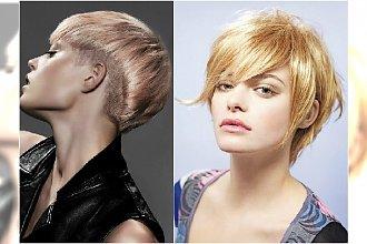 Krótkie fryzury damskie - nowoczesne i bardzo kobiece