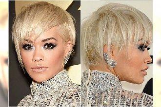 Krótkie fryzury 2015 - dłuższe pixie. Ten trend robi furorę!
