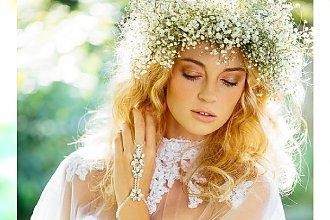 Fryzury ślubne na rok 2015 - czarujące jak nigdy wcześniej!