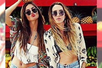 Fokus na kimono. Inspiracje Street Style wiosna/lato 2015