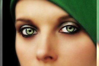 20 Gwiazdorskich makijaży dla zielonych oczu - Inspiracje z czerwonego dywanu