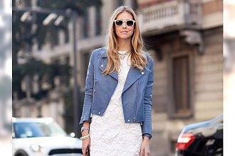 Podpowiadamy, jak nosić ramoneskę na wiosnę 2015 - Inspiracje Street Style