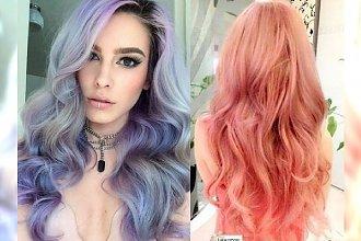 Hipnotyzująca koloryzacja włosów na wiosnę/lato 2015!