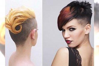 Krótkie fryzury dla modnych kobiet - 15 najlepszych propozycji miesiąca!