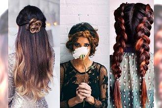 Super modne upięcia, które pokochają brunetki! Ponad 25 propozycji stylowych fryzur
