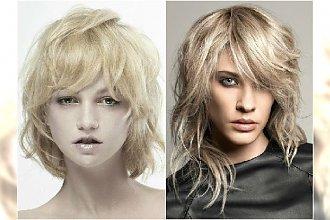 Subtelne fryzury półdługie dla cienkich włosów. TOP 20 idealnych cięć