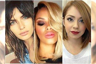 Urocze fryzury półdługie. 30 gorących inspiracji z Instagrama