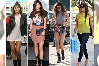 Na topie z Kylie Jenner - stylizacje wschodzącej ikony stylu