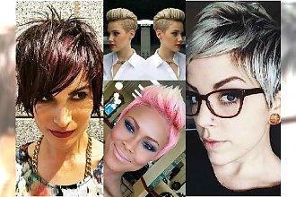 Jak modnie ściąć włosy? Podsuwamy pomysły na urocze krótkie fryzury