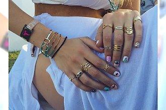 HOT: Boho Chic Manicure - Letnie inspiracje prosto z Coachella
