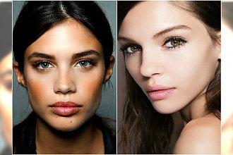 Świeży i lekki makijaż na wiosnę - 21 inspiracji z wybiegów