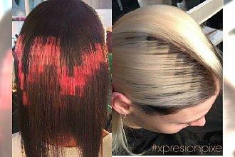 Pikselowa koloryzacja włosów - hit czy kit?