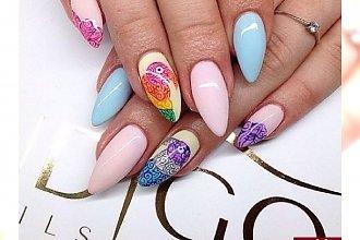 Super modny manicure dla perfekcjonistek