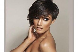 Krótkie cięcia włosów dla brunetek - zakochacie się w tych fryzurkach!