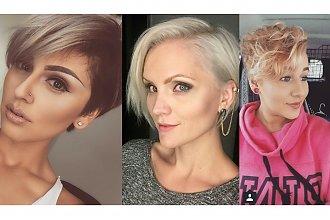 Najnowsze krótkie fryzury z Instagram - Odkryj olśniewające uczesania Pixie!