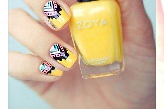 Śliczne paznokcie na lato - garść dziewczęcych inspiracji manicure