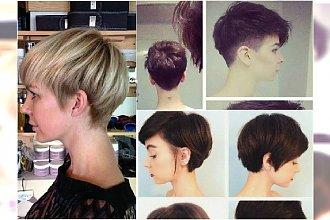 Krótkie fryzury grzywką - modne i wygodne propozycji na lato