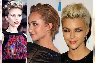 Top 10 krótkich fryzur, na których punkcie oszalał Hollywood