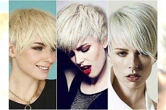 Kobiece krótkie fryzury, które cię odmłodzą