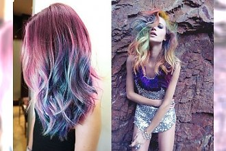 Trend multicolor hair - koloryzacja dla głodnych wrażeń