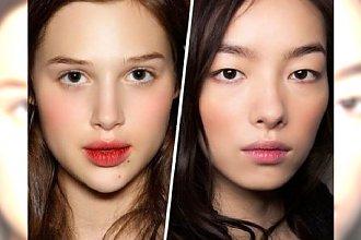 Zamiast ust w stylu Kylie Jenner polecamy Ombre lips - Zobacz nowy subtelny sposób zaznaczania ust