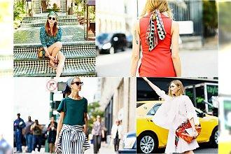 HOT: Letnie szale - Podpowiadamy jak je nosić niczym gwiazda Street Style