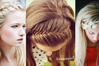 Odkryj z nami idealną fryzurę na lato! Na ten sezon pleciemy grzywkę!