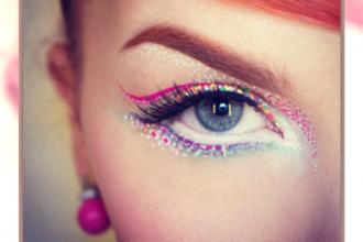 Fantazyjne makijaże które obudzą w Was duszę artysty!