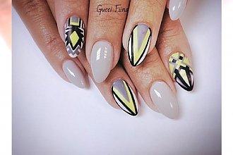 Wzorki manicure, które zachwycą niejedną sceptyczkę!