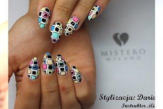 Dziewczęcy manicure idealny na wakacje - daj się uwieść!