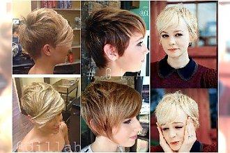 Krótkie fryzury - śliczne i ultrakobiece! TOP 20 najładniejszych cięć