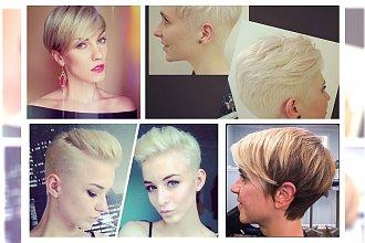 Mega galeria najładniejszych krótkich cięć na lato 2015 - Wybierz dla siebie fryzurę i olśniewaj wyglądem!