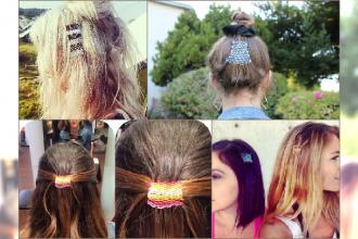 Hair Tapestry - Nowy trend fryzurowy na letnie festiwale. Zobacz, o co w nim chodzi!