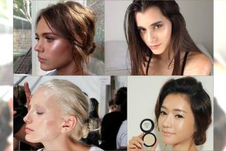 HOT! Nowy trend w makijażu: Strobing robi furorę wśród makijażystów. Sprawdź o co w tym chodzi!