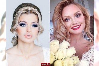 Galeria ślubnego makijażu - wyglądaj jak prawdziwa księżniczka!