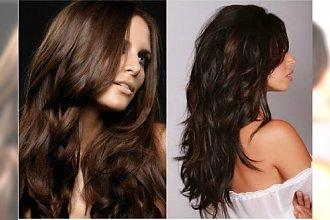 Głębokie czekoladowe brązy - kusząca koloryzacja dla brunetek